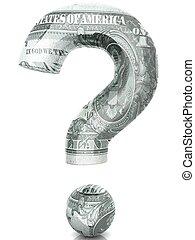 δολάριο , ερώτηση