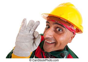 δομή δουλευτής , ευτυχισμένος