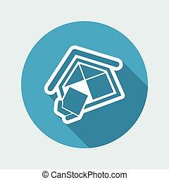 δομή , εταιρεία , σύμβολο