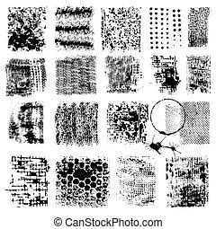 δομή , θέτω , grunge , - , μικροβιοφορέας , σχεδιάζω , βιβλίο απορριμμάτων , ή