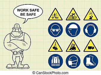 δομή , κατάσταση υγείας και ασφάλεια
