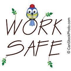 δουλειά , ακίνδυνος