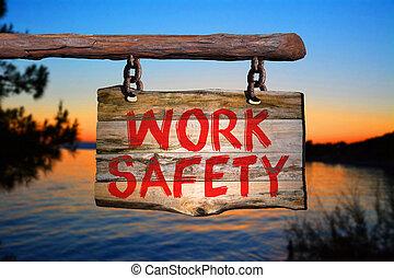 δουλειά , ασφάλεια