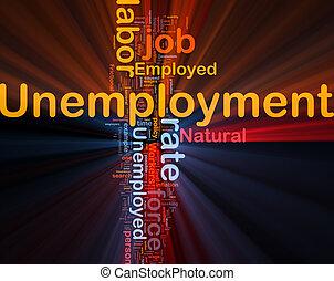 δουλειά , γενική ιδέα , λαμπερός , φόντο , ανεργία