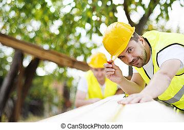 δουλευτής , δομή