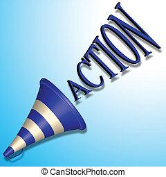 δράση , διαταγή