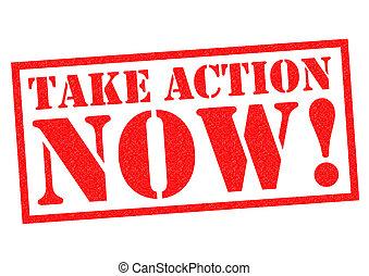 δράση , παίρνω , now!