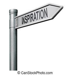 δρόμος , έμπνευση