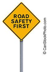δρόμος ασφάλεια , πρώτα