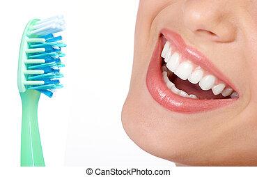 δυναμωτικός δόντια