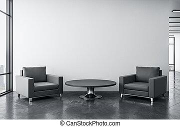δωμάτιο , έδρα , αναπαυτικός , δυο , αναμονή