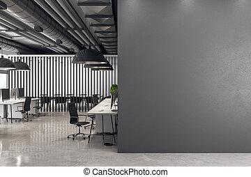 δωμάτιο , αφίσα , συνάντηση , σύγχρονος