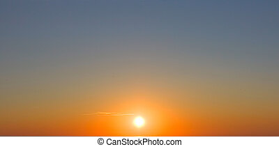 δύση κλίμα , ο , ήλιοs