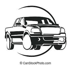 είδος μικρού αυτοκινήτου , φορτηγό