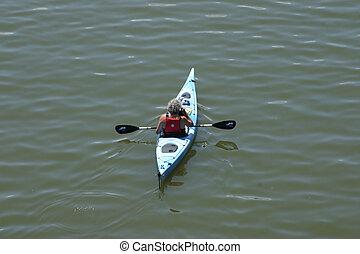 είδος ξύλινης βάρκας