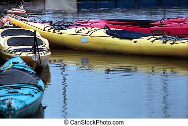 είδος ξύλινης βάρκας , 1