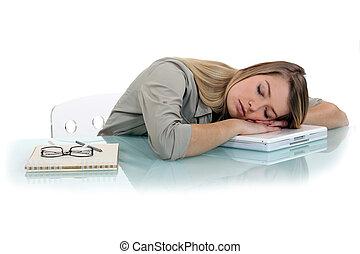 είδος χαρτοπαιγνίου , γυναίκα , κουρασμένος