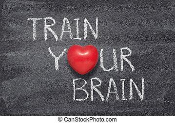εγκέφαλοs , δικό σου , καρδιά , τρένο