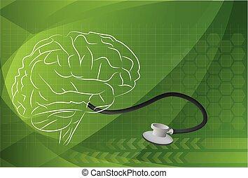 εγκέφαλοs , μικροβιοφορέας