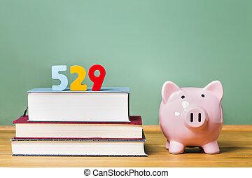εγχειρίδια , αποταμιεύσειs , θέμα , κολλέγιο , σχέδιο , 529...