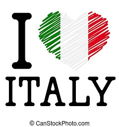 εγώ , αγάπη , ιταλία