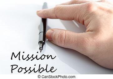 εδάφιο , γενική ιδέα , αποστολή , δυνατός