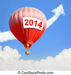 εδάφιο , balloon, αέραs , ζεστός , πίνακαs ανακοινώσεων , 2014