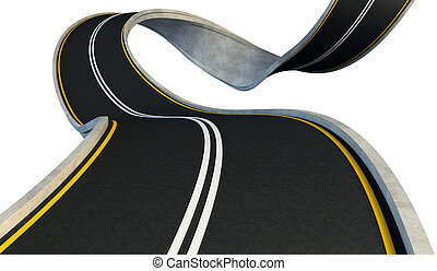 εθνική οδόs , έκαμψα