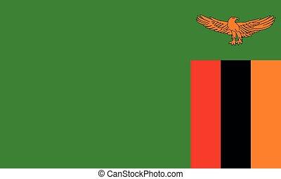 εθνική σημαία , ζάμπια
