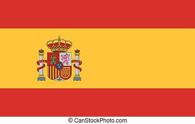 εθνική σημαία , ισπανία