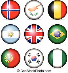 εθνικός , θέτω , σημαία