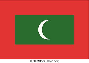 εθνικός , μαλβίδες , σημαία