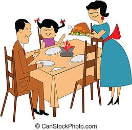 ειδών ή πραγμάτων γεύμα