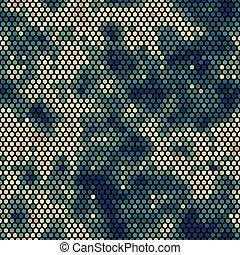 εικονοκύτταρο , pattern., αστικός , πρότυπο , έμπροσθεν μέρος , καμουφλάρισμα , seamless