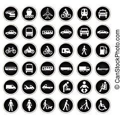 εικόνα , άνθρωποι , μεταφορά , collectio