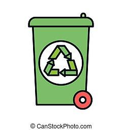 εικόνα , ακαλλιέργητος δοχείο , οικολογία , περιβάλλον , ανακυκλώνω