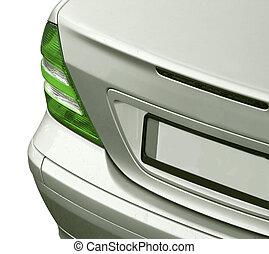 εικόνα , γκρο πλαν , πίσω , αυτοκίνητο