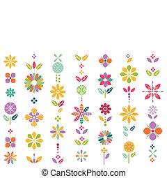 εικόνα , γραφικός , γραφικός , σύμβολο , σύγχρονος , πρότυπο , μικροβιοφορέας , λουλούδι