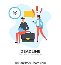 εικόνα , διαμέρισμα , management., deadline., ώρα , ακόλουθοι. , μικροβιοφορέας , design., επιχείρηση