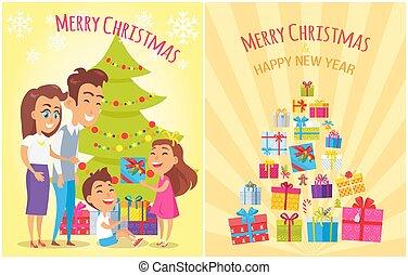 εικόνα , μικροβιοφορέας , εύθυμος , έτος , καινούργιος , xριστούγεννα