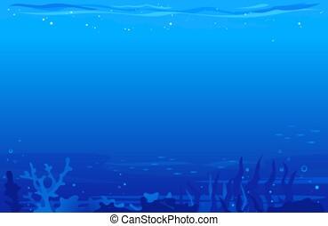 εικόνα , πάτος της θάλασσας , φόντο