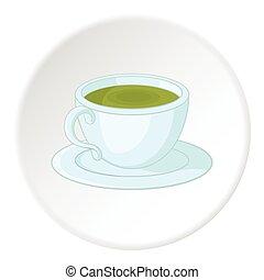 εικόνα , τσάι , ρυθμός , γελοιογραφία , κύπελο