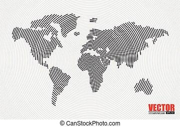 εικόνα , χάρτηs , αφαιρώ , μικροβιοφορέας , κόσμοs