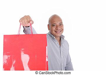 εικόνα , ωραία , άντραs , αγοράζω από καταστήματα αρπάζω