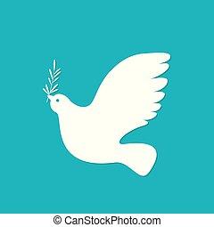 ειρήνη , day., διεθνής , ελιά , branch., αγαθός απότομη κάθοδος