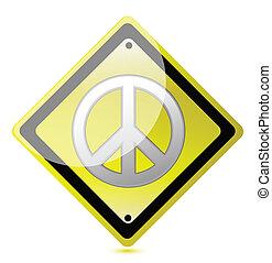 ειρηνικός , σήμα