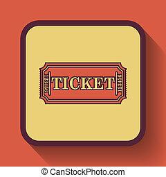 εισητήριο , κινηματογράφοs , εικόνα