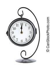 εκδήλωση , μεσάνυκτα , ρολόι