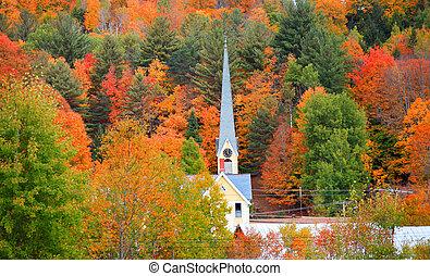 εκκλησία βέλος κωδωνοστασίου