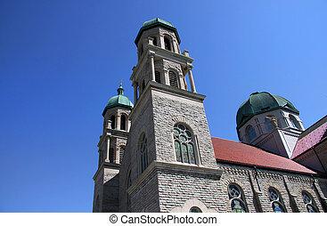 εκκλησία , ιστορικός